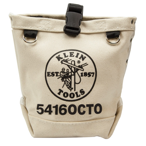 Klein 5416OCTO Bull-Pin and Bolt Bag w/Connection Points