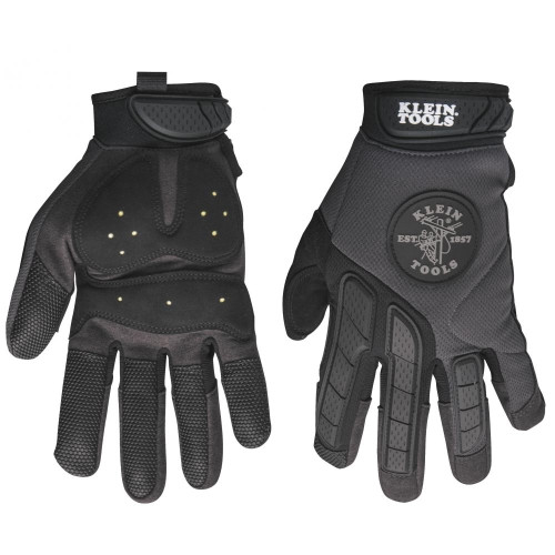Klein 40216 Journeyman Grip Gloves, X-Large