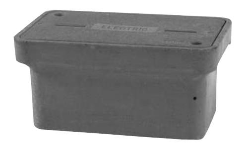 Quazite Box 48 x 48 x 36 With Divider