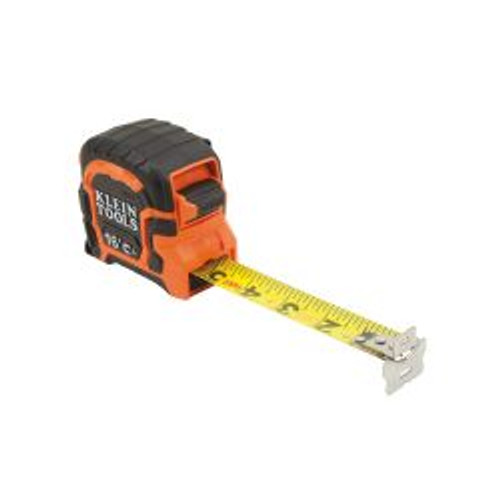 Klein 86216 16ft Double Hook Magnetic Tape Measure