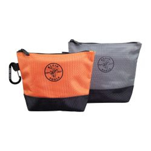 Klein 55470 Stand-Up Zipper Bags 2 Pack