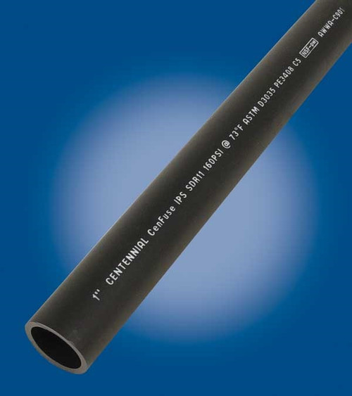 HDPE 4710 (NSF 14) Fusible HDPE Irrigation Pipe