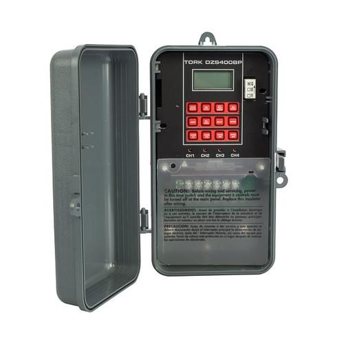Tork DZS400BP, 4 Channel Multipurpose Control