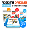 ROBOTIS DREAM II School Set Bundle Package