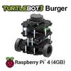 TurtleBot 3 Burger RPi4 4GB [US]