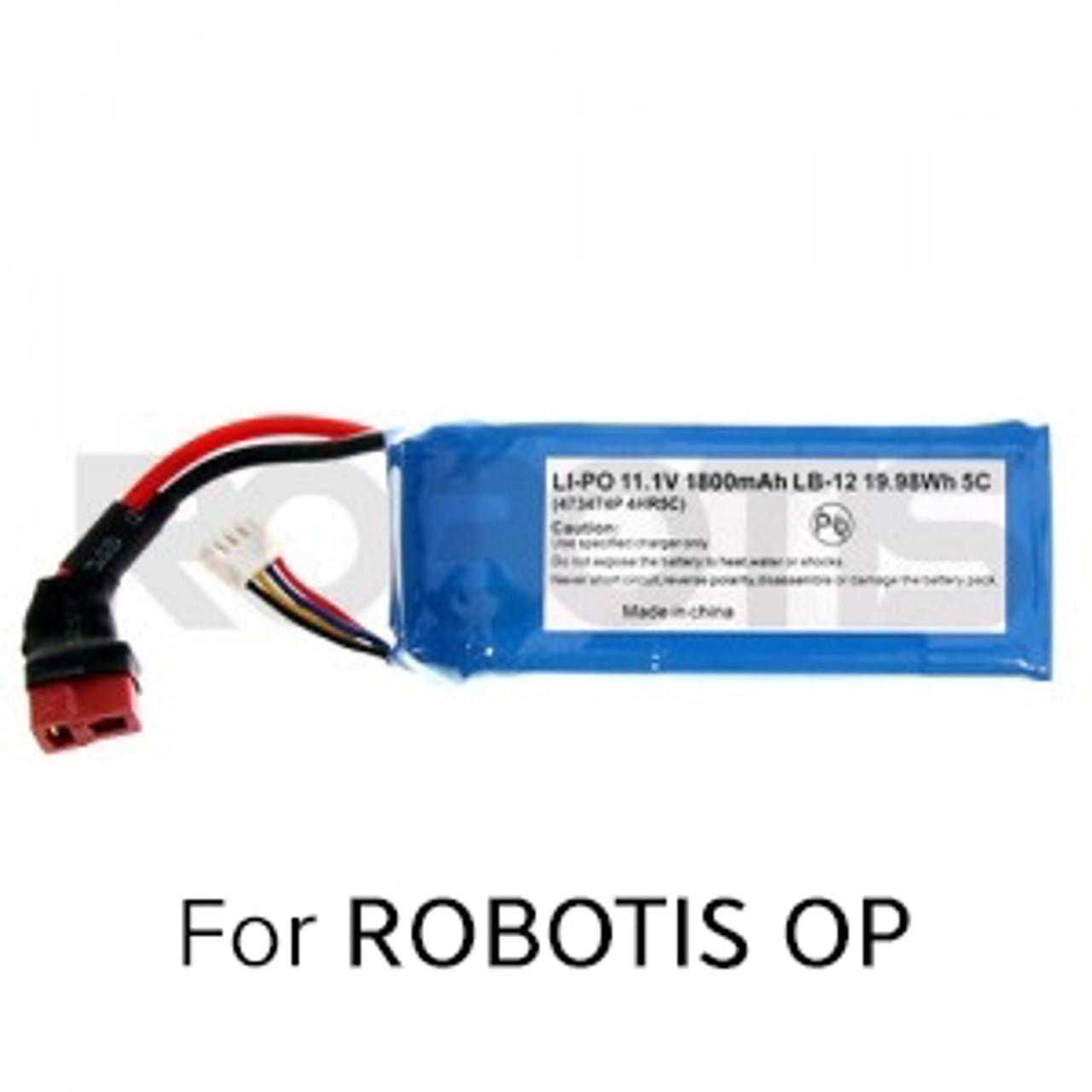 LIPO Battery 11.1V 1800mAh LB-012