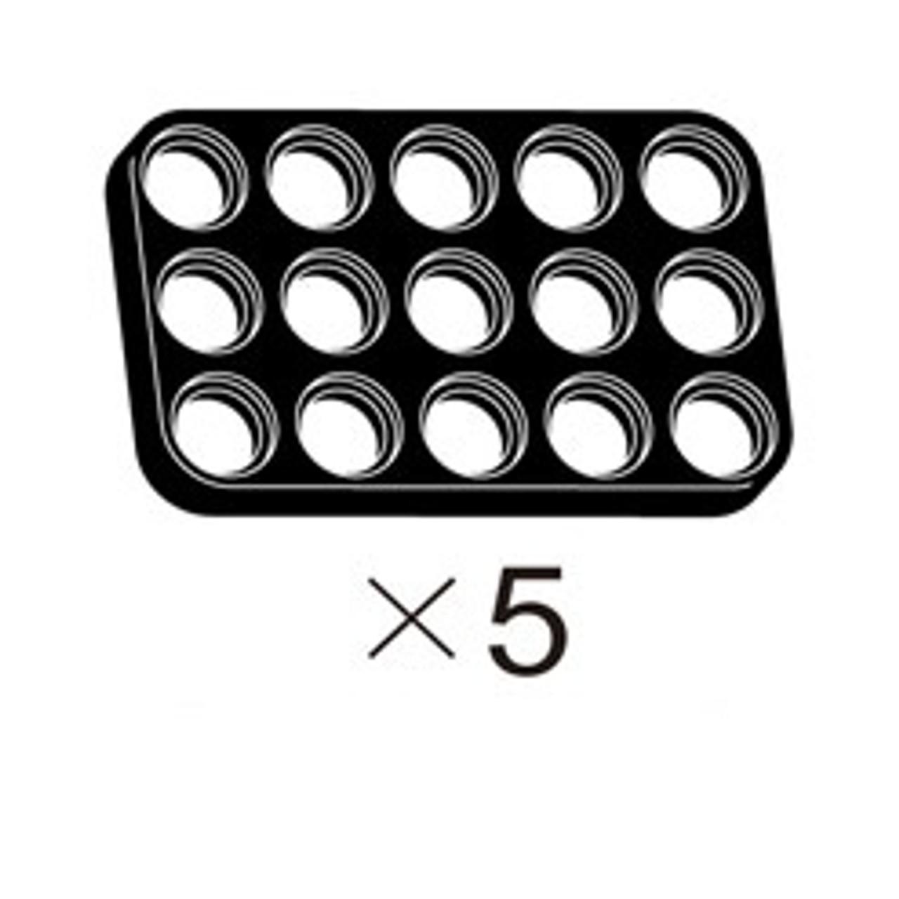 Plate (SPD-3b5(K)) 5pcs