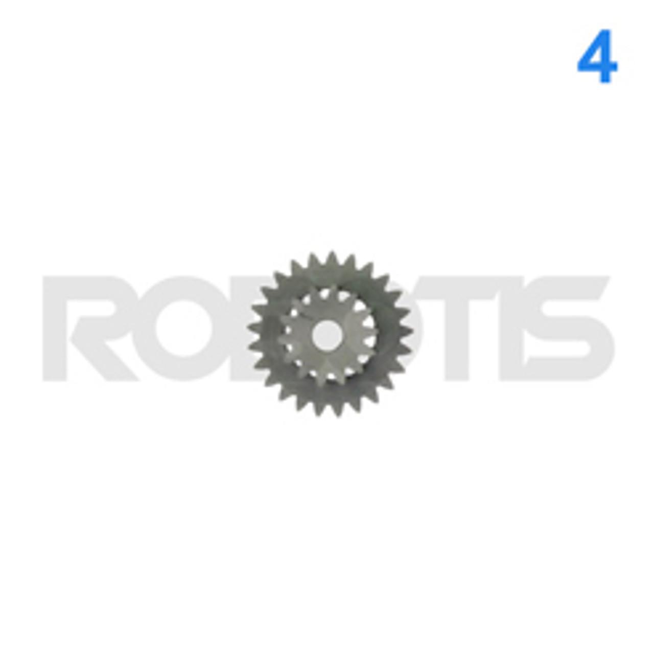 MX-106 Gear/Bearing Set