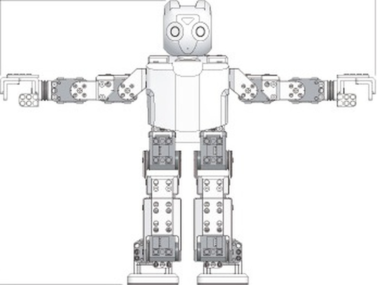 ROBOTIS-MINI (DARWIN) Assembling Service