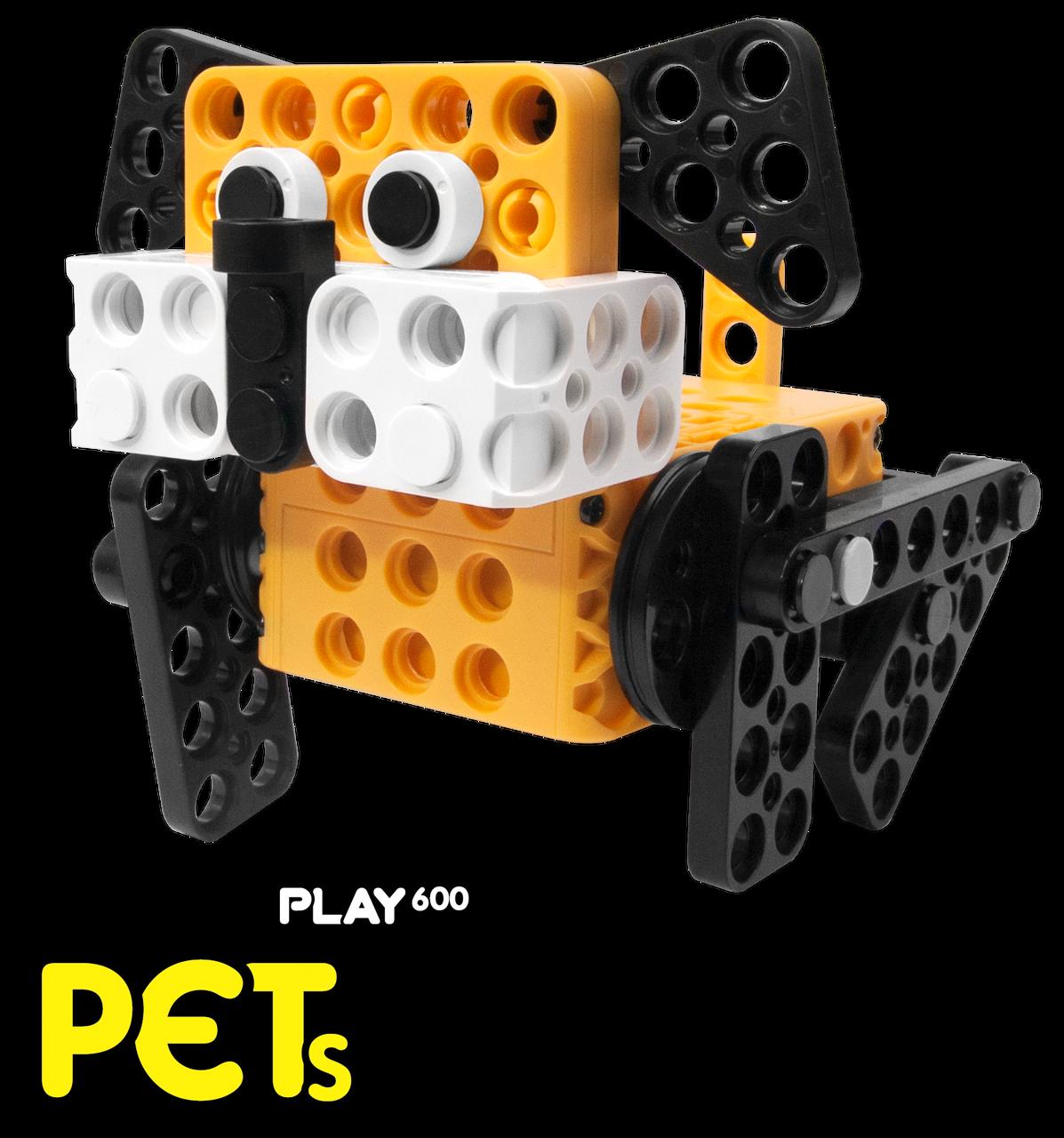ROBOTIS PLAY 600 PETs