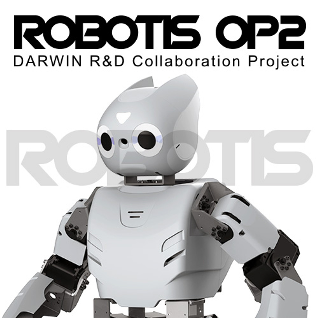 The delivery lead time for the new ROBOTIS OP2 is 6 weeks!
