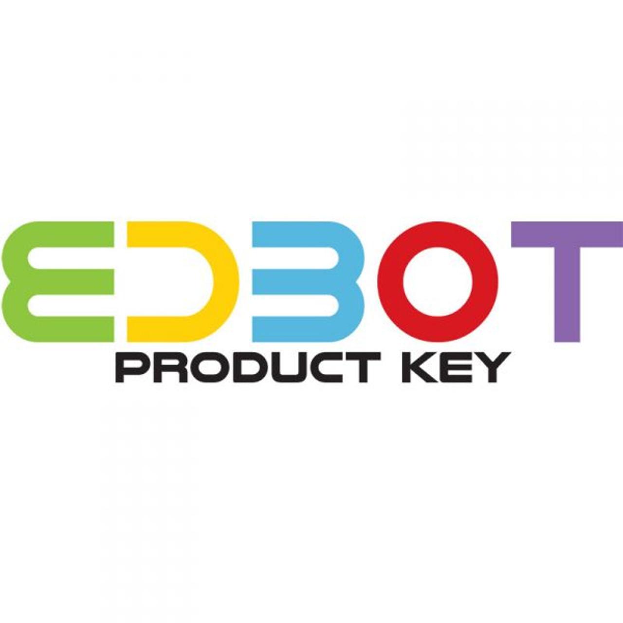 Edbot Software Product Key - ROBOTIS MINI
