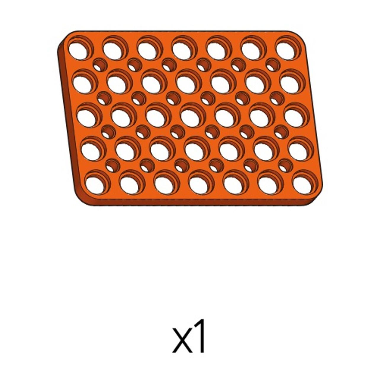 Plate (PD-5b7(o)) 1pcs
