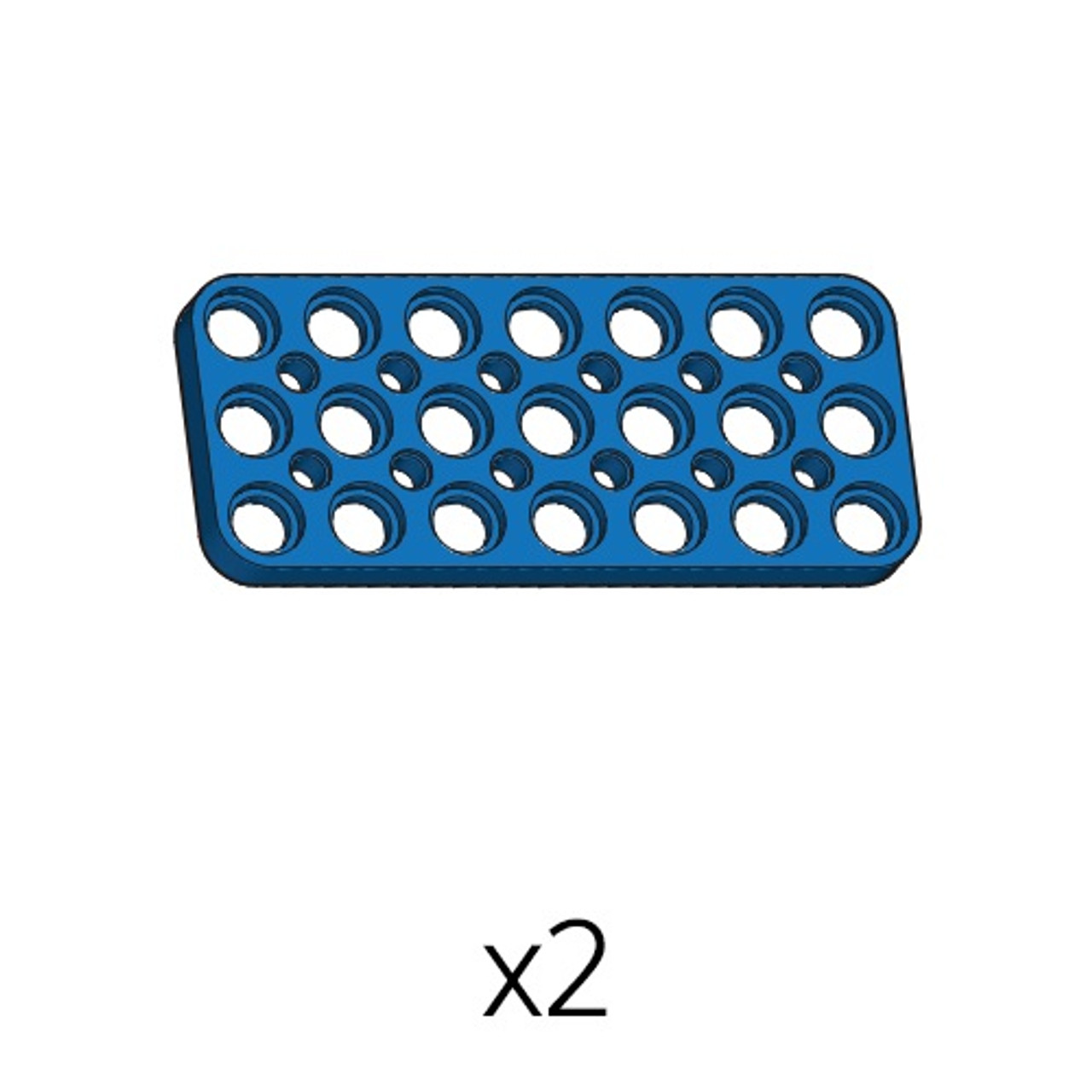 Plate (PD-3b7(b)) 2pcs