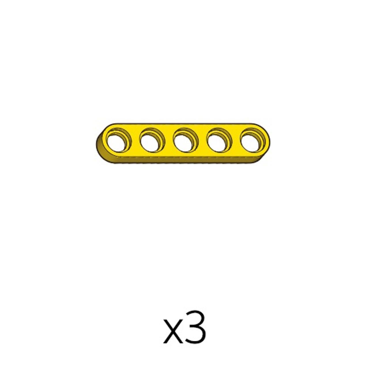 Plate (PI-1b5(y)) 3pcs