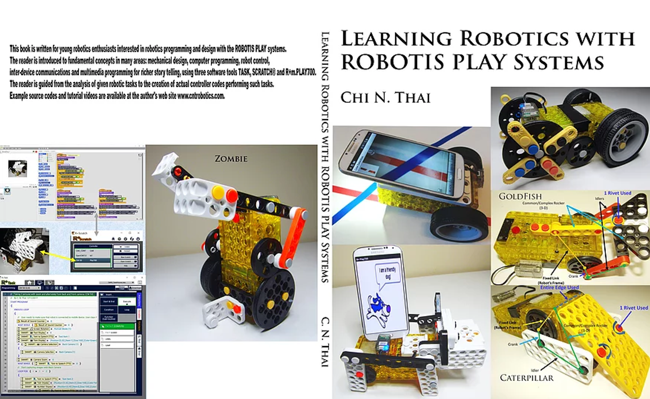 Learning Robotics with ROBOTIS PLAY Systems (Paperback)