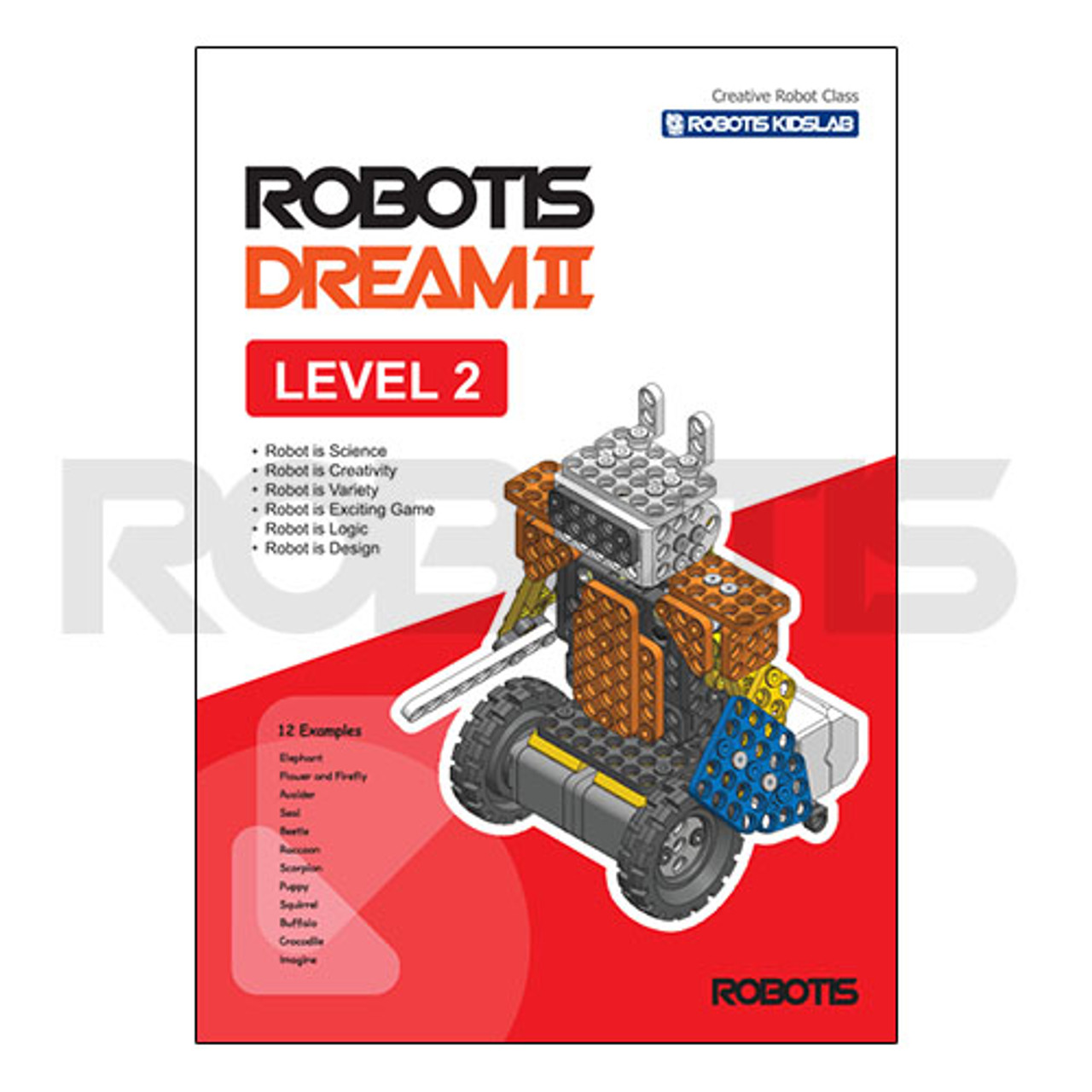 ROBOTIS DREAM II Level 2 Workbook [EN]