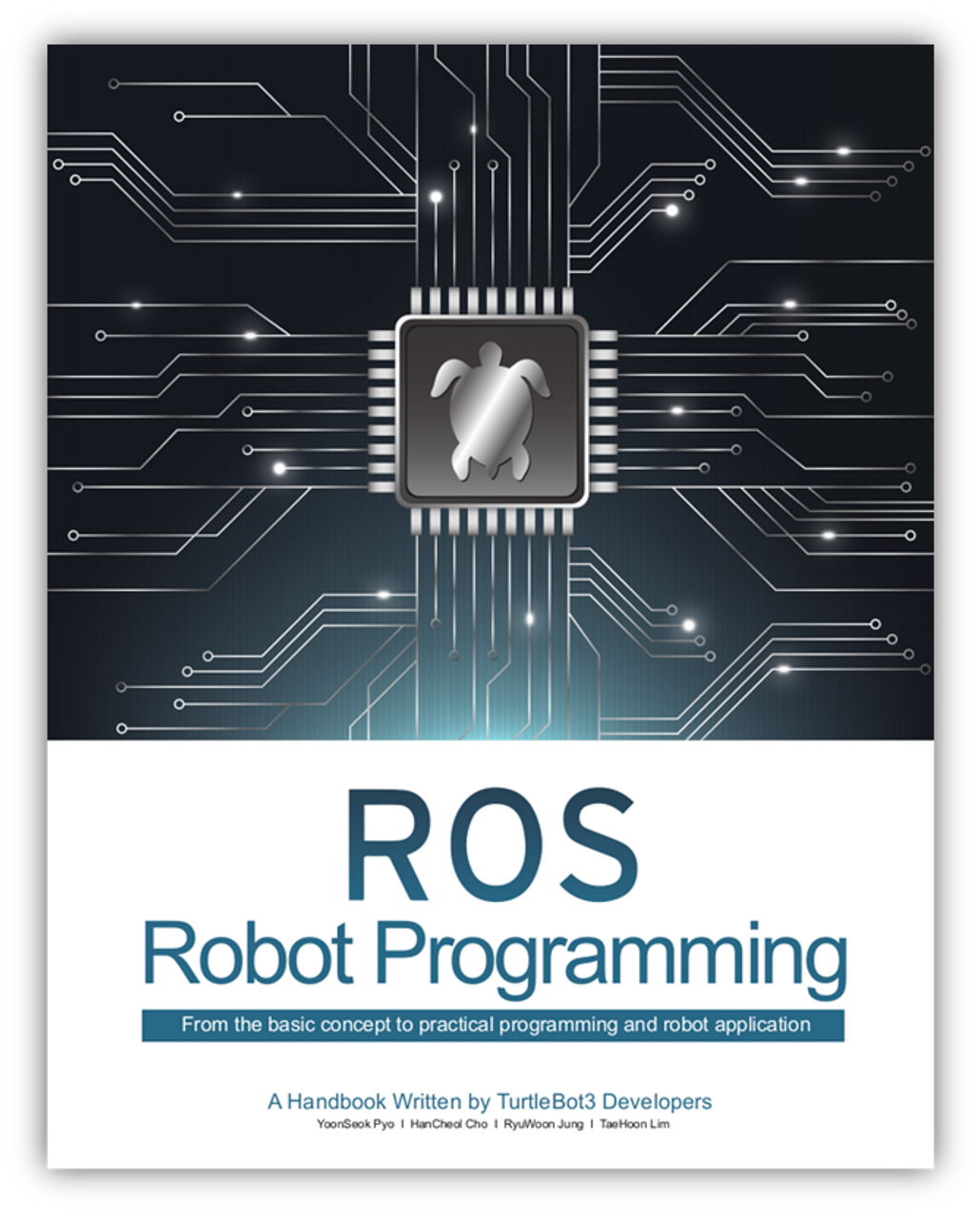 ROS Robot Programming Book
