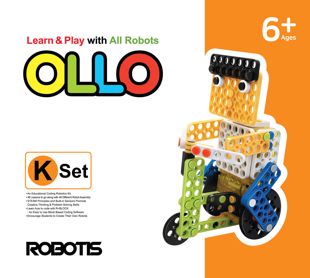 OLLO K1-K12 Kit Set [EN]