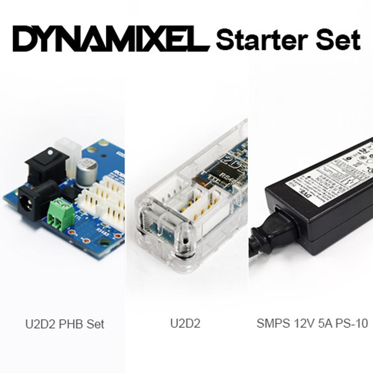 DYNAMIXEL Starter Set