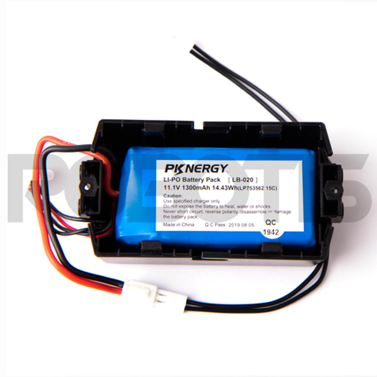 LIPO Battery 11.1V 1300mAh LB-020