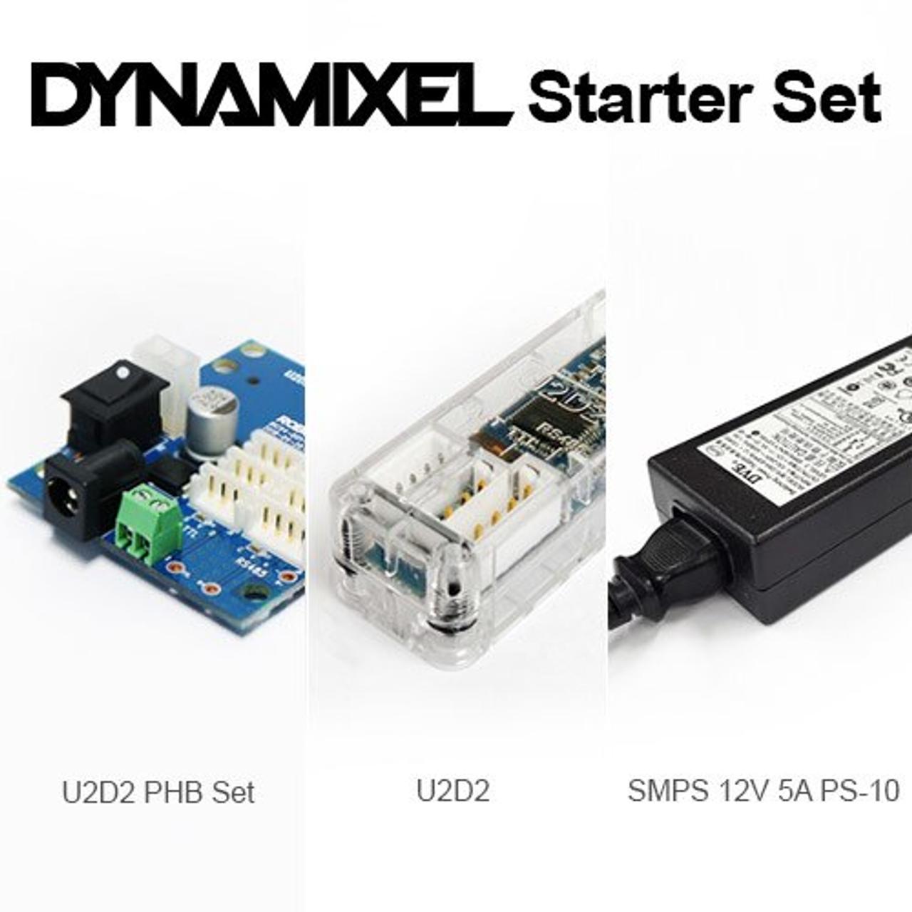 DYNAMIXEL Starter Set [US]