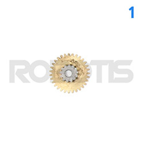 MX-28 Gear/Bearing Set