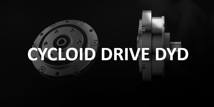 DYD CYCLOID DRIVE