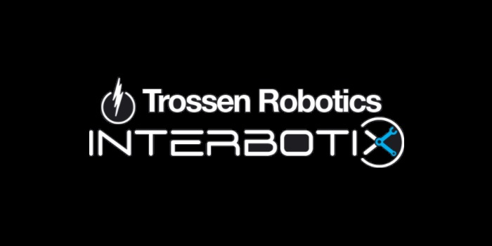 Partner Spotlight: Trossen Robotics & Interbotix Line of ROS Enabled Research Platforms