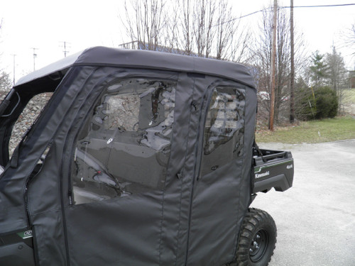 Kawasaki Pro FXT Full Cab for an existing Hard Windshield