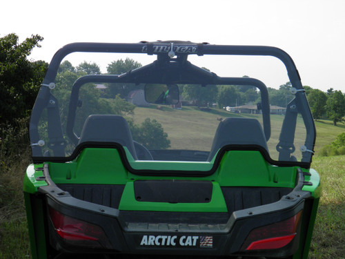 Arctic Cat Wildcat Sport Lexan Back