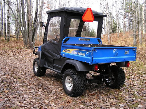 New Holland Rustler 115 Cab Enclosure
