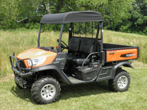 Kubota X 900 Soft Top