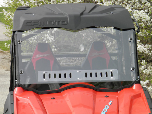 CF Moto ZForce Windshield
