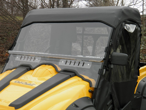 Cub Cadet Challenger Full Cab Enclosure with a Lexan Windshield