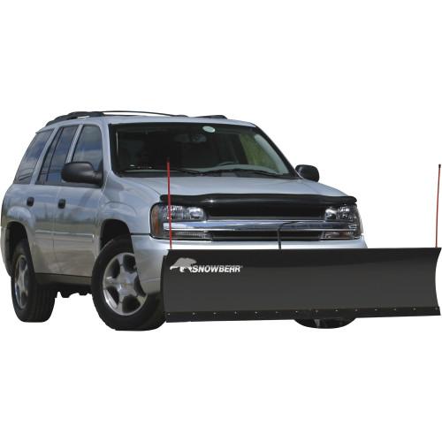 Snowbear Personal Truck Plows