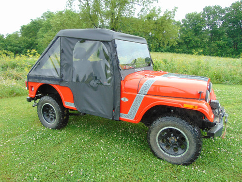 Mahindra Roxor Full Cab Enclosure