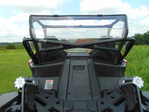 CF Moto ZForce 1000 Sport Lexan Back Panel