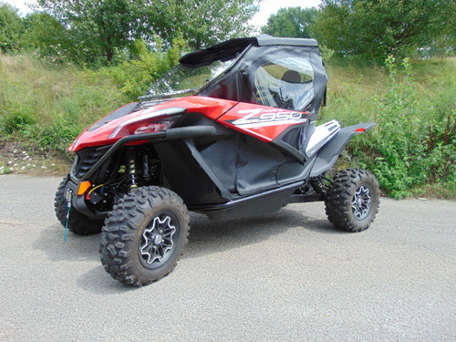 CF Moto ZForce 950 Sport Soft Doors & Rear Window Combo