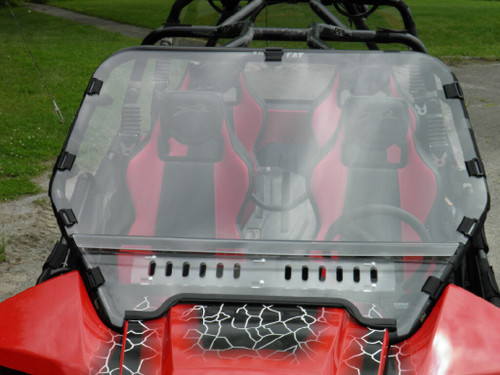 Arctic Cat Wildcat 4 2 Piece Lexan Windshield