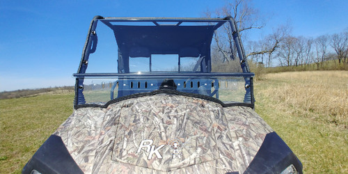 Bennche Cowboy 500 2 Piece Lexan Windshield