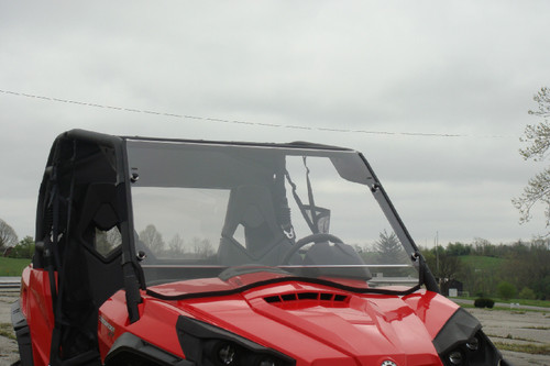 Can-Am Commander 2 Piece Lexan Windshield
