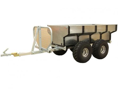 Timber Trailer Cargo Box