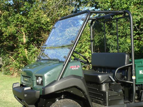 2001-2008 Kawasaki Mule 3000 / 3010 Lexan Windshield
