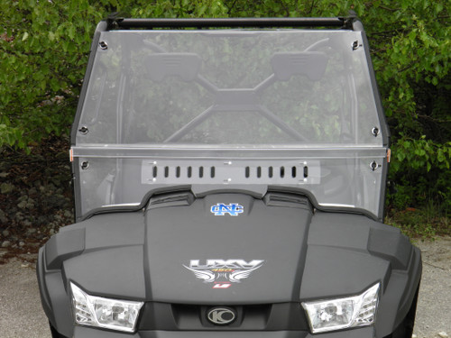 Kymco UXV 450i Lexan Windshield