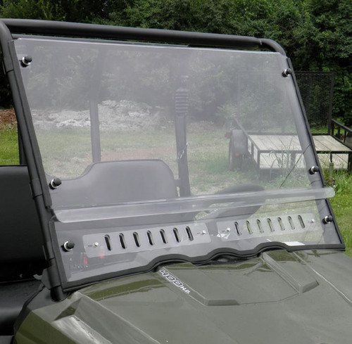 Polaris Ranger Mid Size Crew 500 Lexan Windshield