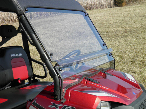 2016+ Polaris Ranger Crew 570-6 Lexan Windshield