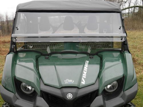 Yamaha Viking Split TwoPieceLexanWindshield