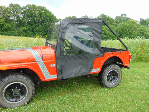 Mahindra Roxor Full Soft Doors