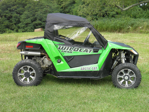 Arctic Cat Wildcat Trail Soft Doors Soft Doors